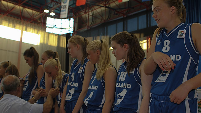 Iceland Clinch Title Over Cyprus